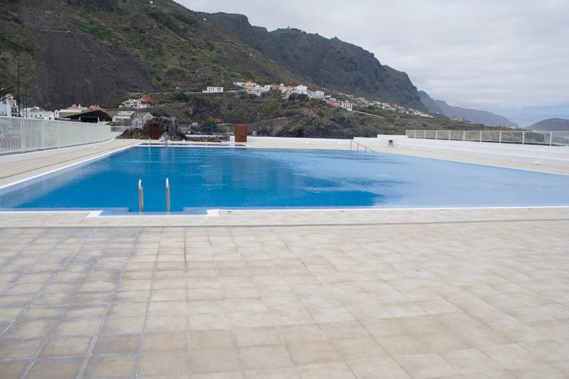 Instalaciones deportivas for Piscina municipal camilo cano